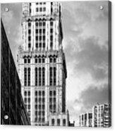 Woolworth Building Acrylic Print