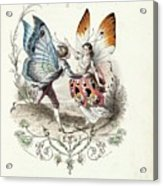 Wordsworth  Acrylic Print