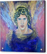 Working With Archangels Acrylic Print