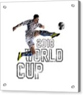 World Cup 2018 Acrylic Print
