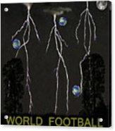 World Football Member Acrylic Print by Eric Kempson