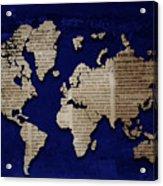 World News Acrylic Print