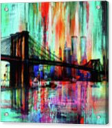 World Trade Center 01 Acrylic Print
