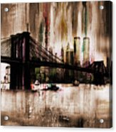 World Trade Center Acrylic Print