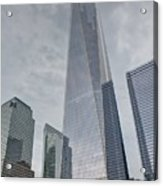 World Trade Centre Acrylic Print