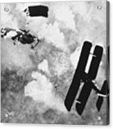 World War I: Aerial Combat Acrylic Print