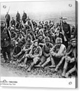World War I: Prisoners Acrylic Print