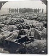 World War I: Russian Dead Acrylic Print