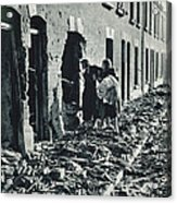World War II: Blitz, 1940 Acrylic Print