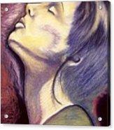 Worshiper Acrylic Print