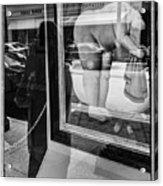 Worth Ave Reflections 0488 Acrylic Print