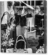 Worth Ave Reflections 0503 Acrylic Print