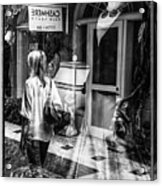 Worth Ave Reflections 0509 Acrylic Print