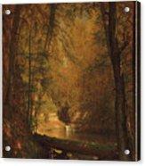 Worthington Whittredge Acrylic Print