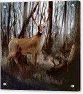 Wounded Wanderer Acrylic Print