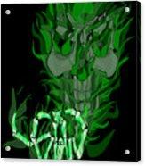 Wraith Acrylic Print