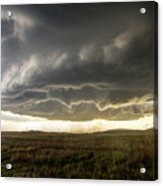 Wray Colorado Tornado 021 Acrylic Print