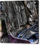 Wrecking Yard Study 7 Acrylic Print