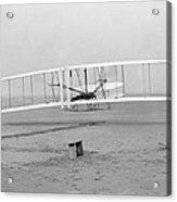 Wright Brothers, 1903 Acrylic Print