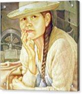 Ws1995dc003 Ana 15x19.75 Acrylic Print