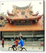 Wu Chang Gong Acrylic Print