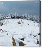 Wurmberg, Harz Mountains Acrylic Print