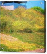 Ww II Fortification Acrylic Print
