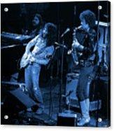 Ww#7 Enhanced In Blue Acrylic Print