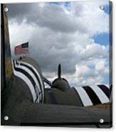 Douglas C-47 Skytrain 1 Acrylic Print