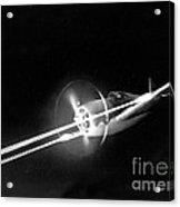 Wwii, Republic P-47 Thunderbolt Acrylic Print