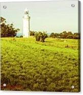 Wynyard Lighthouse Way Acrylic Print