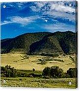 Wyoming Beauty Acrylic Print