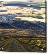 Wyoming I Acrylic Print