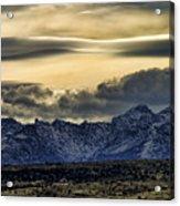 Wyoming II Acrylic Print