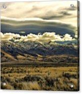 Wyoming Ix Acrylic Print