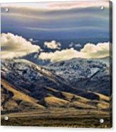 Wyoming Vi Acrylic Print
