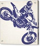 X Games Motocross 1 Acrylic Print