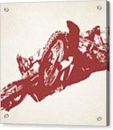 X Games Motocross 2 Acrylic Print