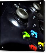 Xbox One Xyab Acrylic Print