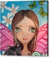 Xenia Fairy Acrylic Print