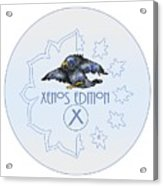 Xenos Edition Logo Acrylic Print