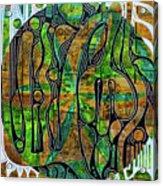 Xibalba Forest Acrylic Print