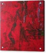 Xz67 Nebula Acrylic Print
