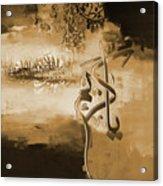 ya Kareem 30 Acrylic Print