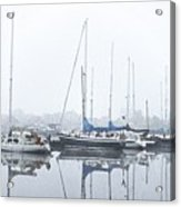 Yachting Club Acrylic Print