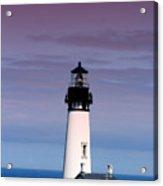 Yakuina Head Lighthouse Li201 Acrylic Print