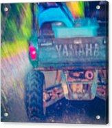 Yamaha Acrylic Print