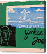 Yankee Joe 2 Acrylic Print