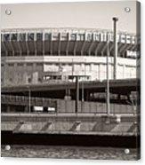 Yankee Stadium    1923  -  2008 Acrylic Print