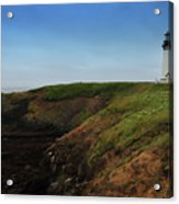 Yaquina Head Lighthouse Acrylic Print